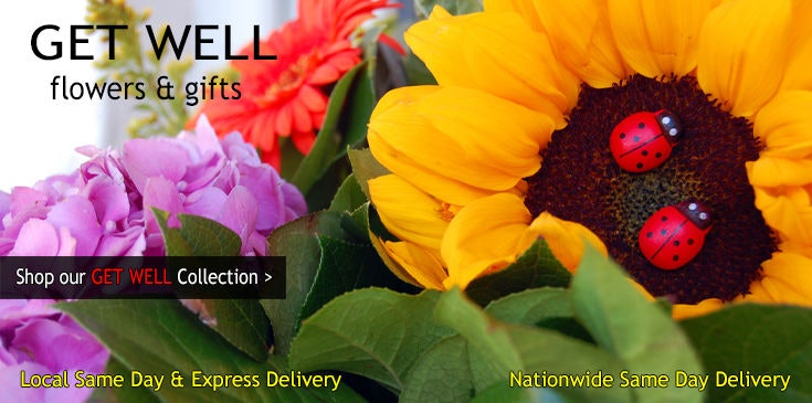 Get Well Flowers, Get Well Gifts, Hospital Flower Delivery