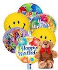 Bear Balloon Bouquet