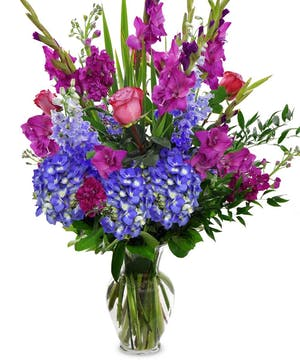 vased arrangement