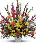 Lasting Love Funeral Arrangement