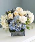 Steele Blue Bouquet