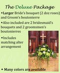 The Deluxe Wedding Package