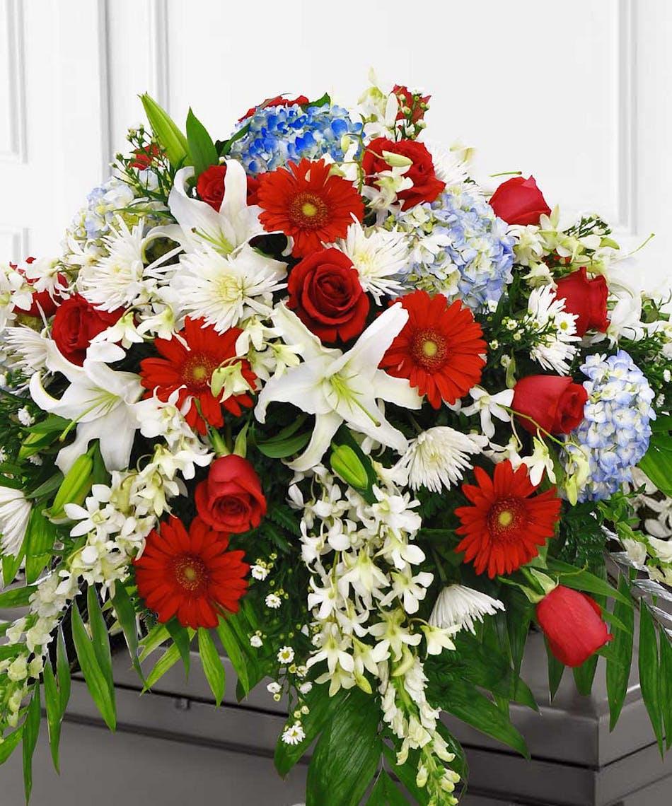 The Designers Choice Cover Pughs Flowers Local Florist Memphis Tn