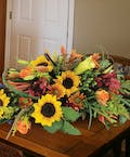 Elegant Autumn Centerpiece