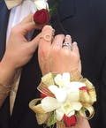 Corsage and Bout Package