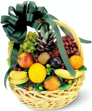 The gift of fresh fruit
