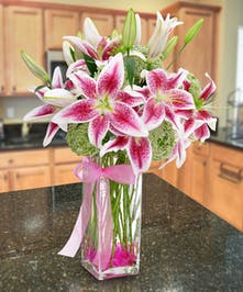 Fragrant Lily bouquet