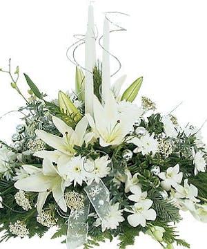 of fresh flowers