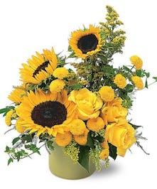 Sunflower Arrangement