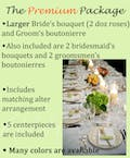 The Premium Wedding Package