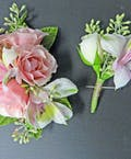 Rose and Alstromeria Package