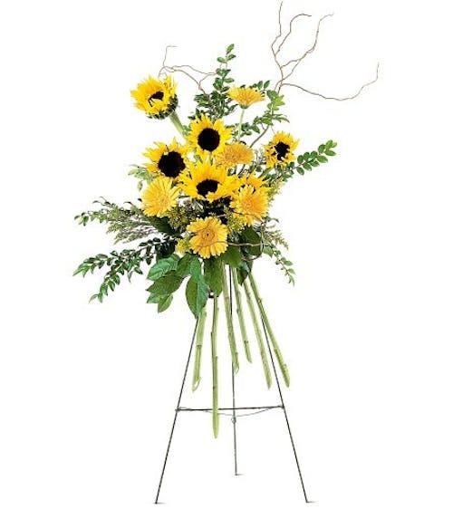 Sunflower Spray