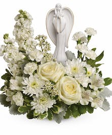 Porcelain Angel Arrangement