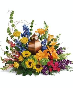 Cremation Tribute
