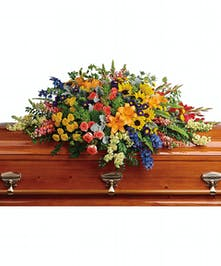 Floral Tribute