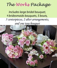 complete wedding flowers