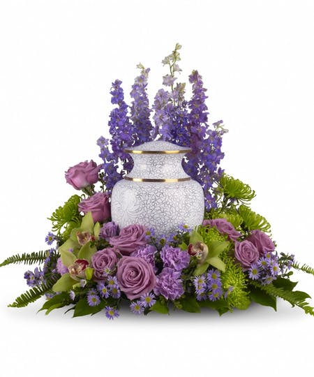 Cremation Flowers