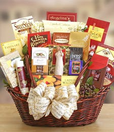 Peace, Prayer and Sympathy Basket