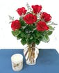 6 Roses as Shown
