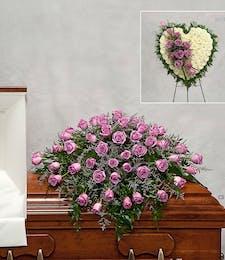 Lavender Rose Cover