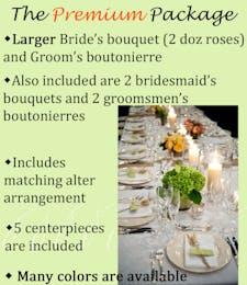 The Premium Wedding Package
