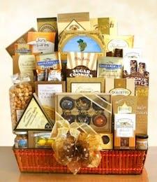 Sumptous Gourmet Basket