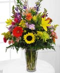 Extra Large Mixed Vase