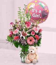 Baby Girl Surprise!